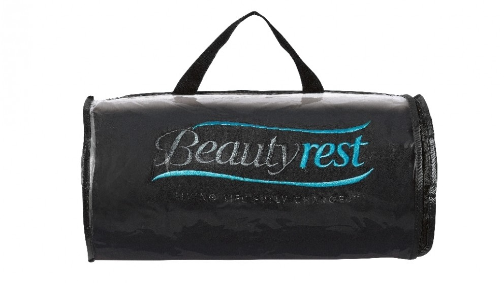 Beautyrest Recharge II Gel Memory Foam Standard Pillow