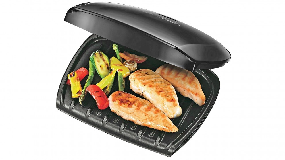 Buy george foreman family grill harvey norman au - Buy george foreman grill ...