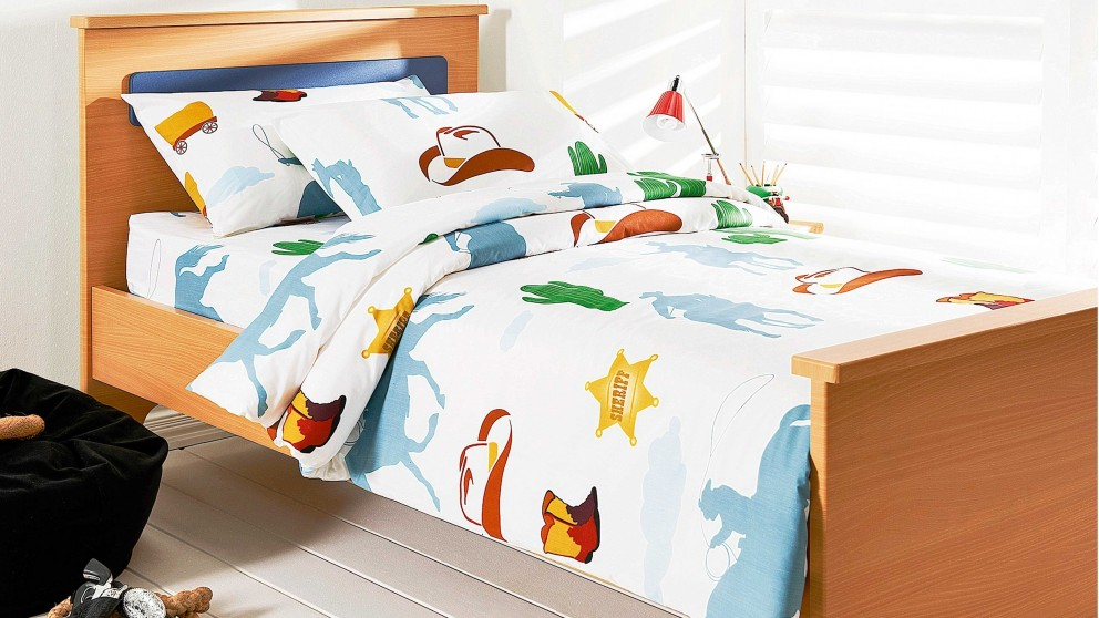 Wild West Quilt Cover Set