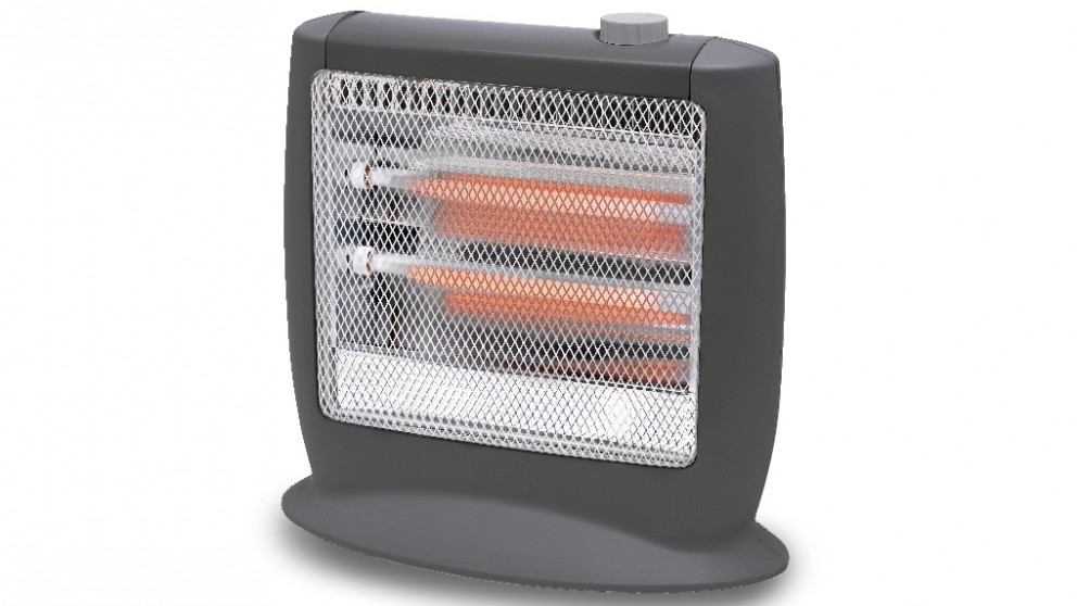 Goldair 800W 2-Bar Radiant Heater