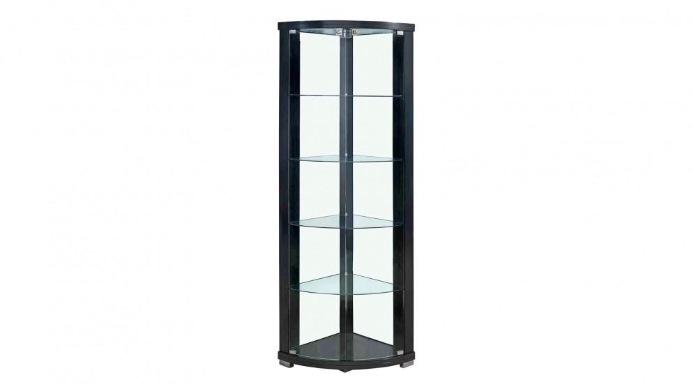 Keywest Corner Display Cabinet