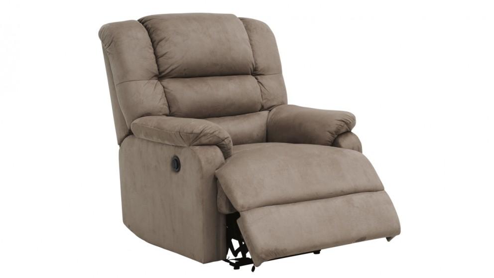 Rio Fabric Powered Recliner  sc 1 st  Harvey Norman & Rio Fabric Powered Recliner - Recliner Chairs - Living Room ... islam-shia.org