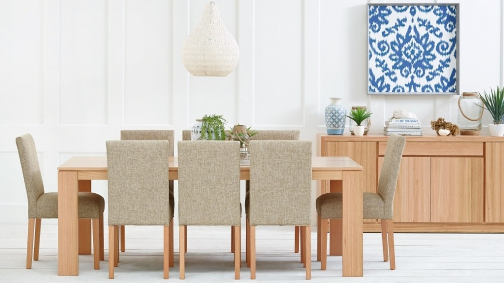 Madison Dining Table Dining Furniture Harvey Norman Australia