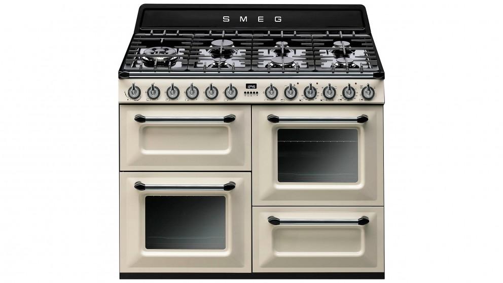 Smeg 1100mm Freestanding Cooker - Cream
