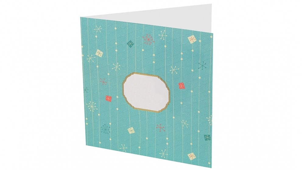 Instax Photo Card - Christmas