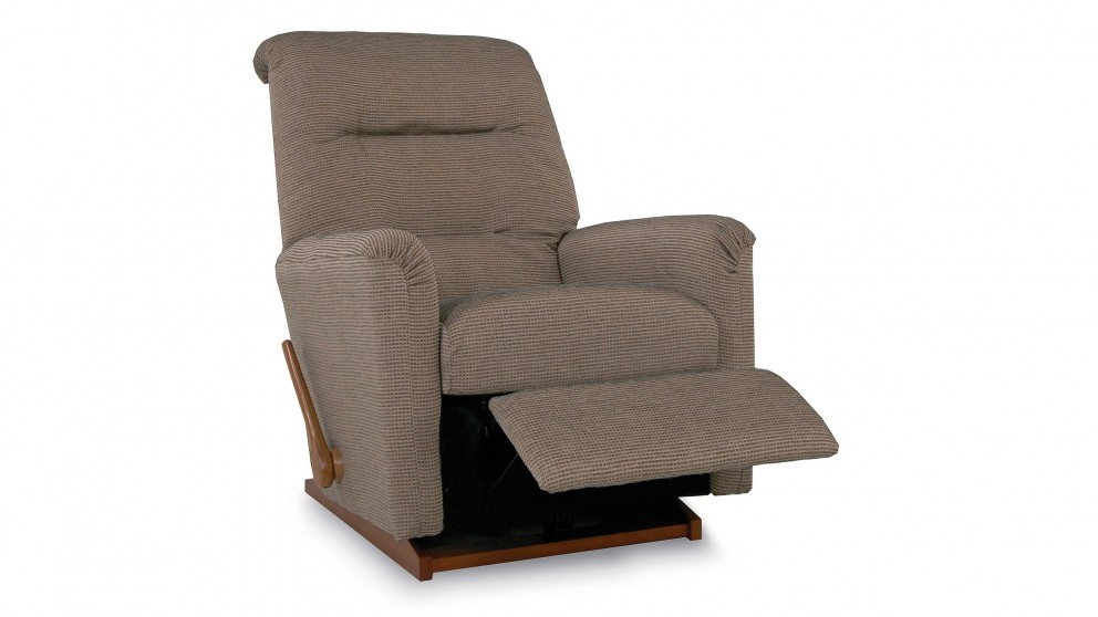 Idaho Fabric Rocker Recliner