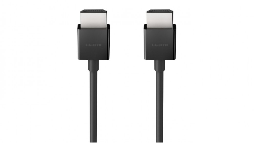 Belkin 2m Ultra High Speed HDMI Cable - Black