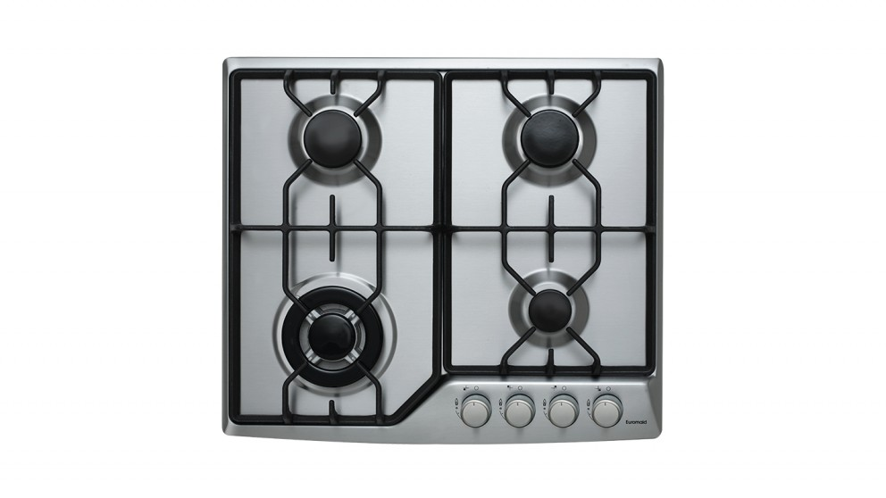 Euromaid 600mm Gas Cooktop