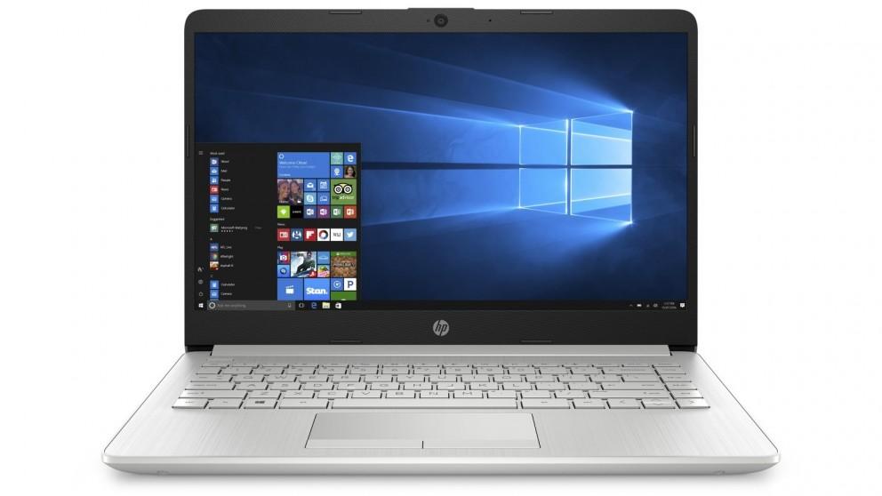 HP 14-inch Celeron-N4020/4GB/128GB SSD Laptop