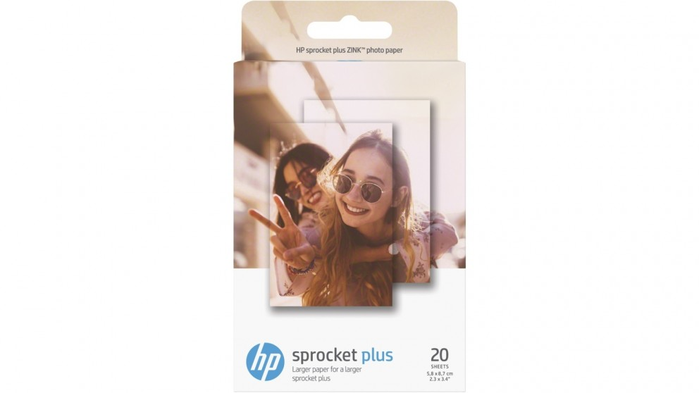 HP Sprocket Select 20 Pack Glossy