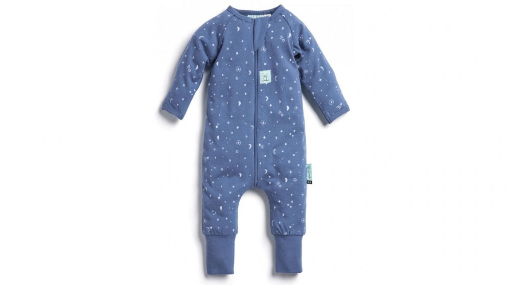ErgoPouch 0.2 TOG 1 Year Layers Long Sleeve - Night Sky