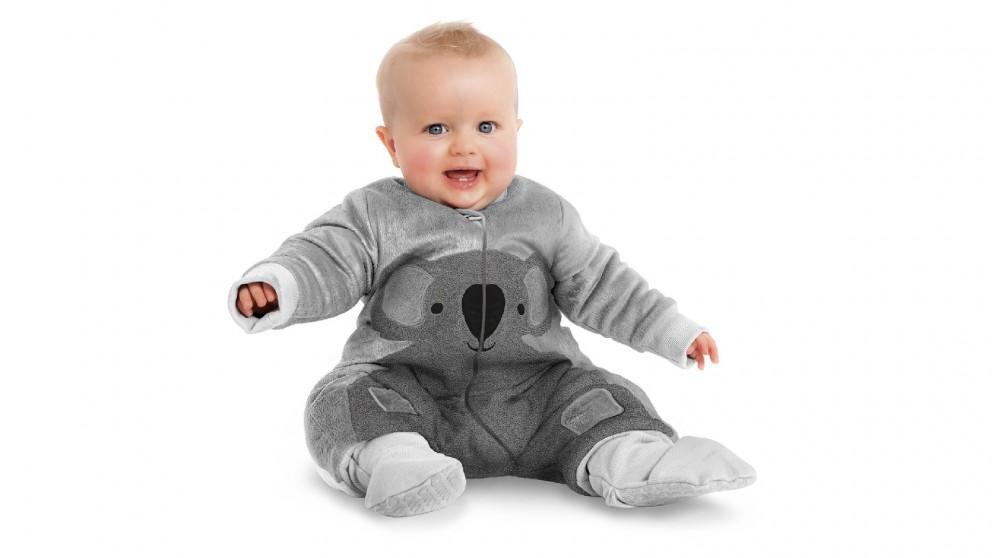 Baby Studio 2-3 Years Warmies with Arms & Legs 3.0 TOG - Koala Bear