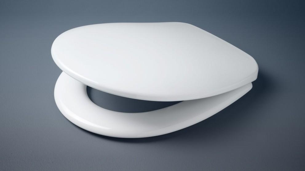 Caroma Profile Plastic Hinges Toilet Seat