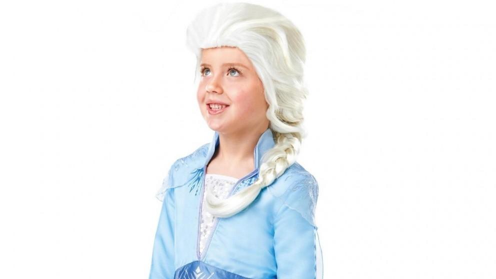 Elsa Frozen 2 Child Wig