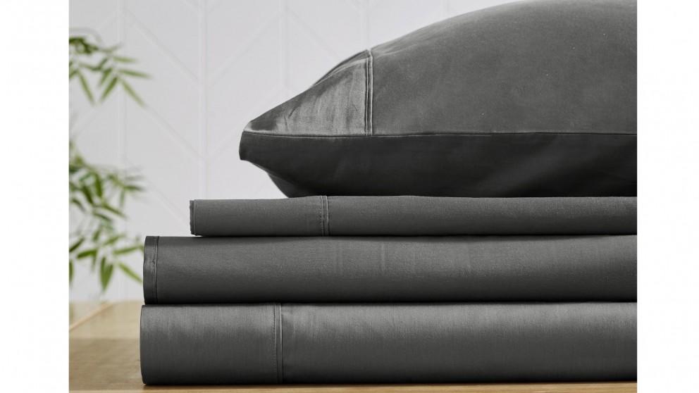 L'Avenue 500TC Bamboo/Cotton Steel Sheet Set