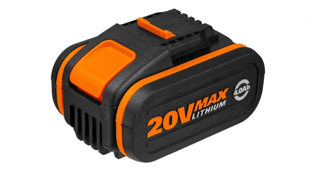 Worx WA3553 20V 4.0AH Lithium-ion Battery