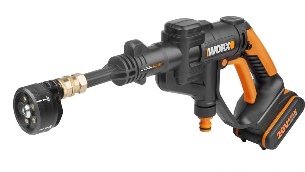 Worx WG629E.1 20V Max Hydroshot Pressure Washer