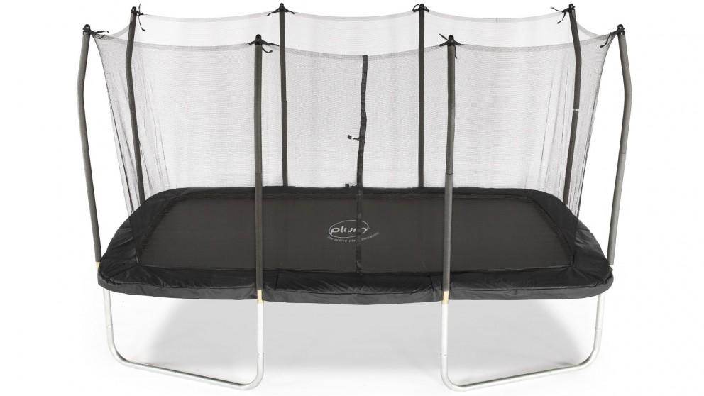 Plum Play 8 x 14ft Rectangular Spring Safe Trampoline