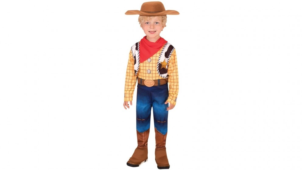 Woody Deluxe Toy Story 4 Costume