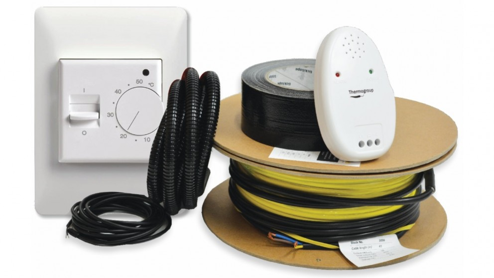 Thermogroup Thermoscreed 1000 Watts In Screed Heating Cable Kit - 4.7-5.6 metres squared