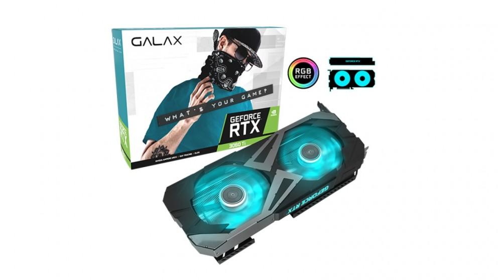 Galax GeForce RTX 3060 Ti 8GB - EX