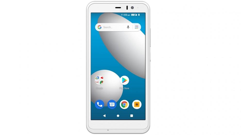 Aspera Jazz 2 4G Smartphone - White