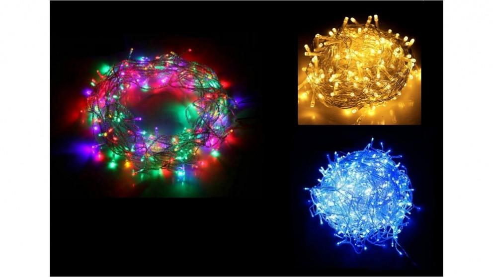 30m Christmas Icicle String 800 LED