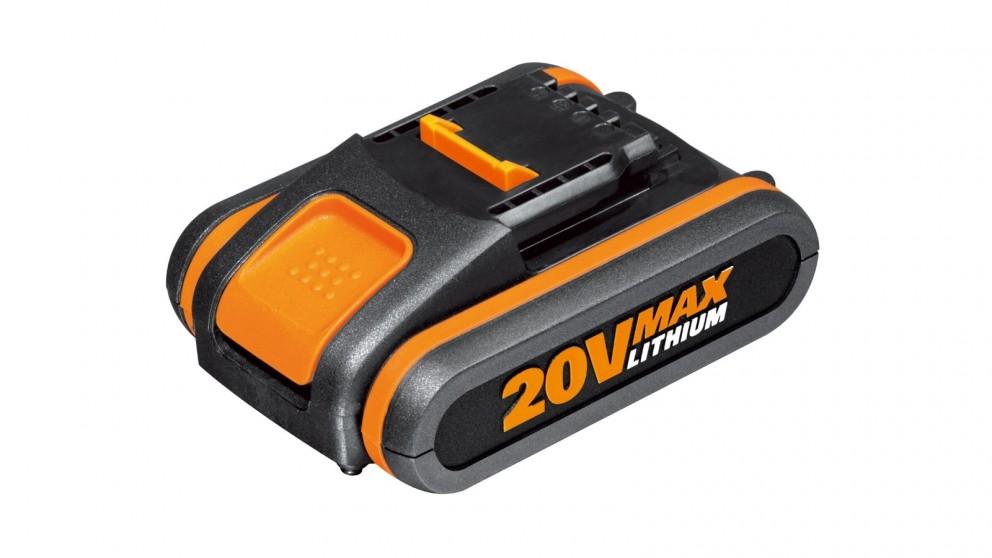 Worx WA3551 20V 2.0AH Lithium-ion Battery
