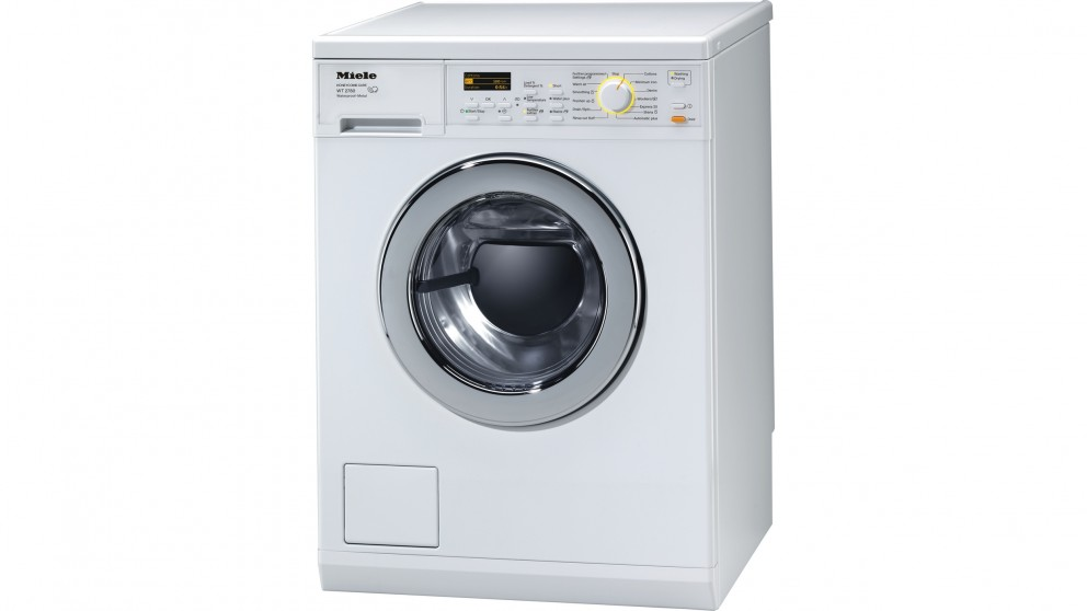 miele wt wpm 55kg25kg front load washer dryer combo