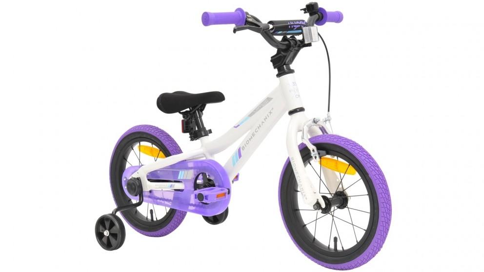 Biomexchanix 35cm Girls Alloy Kids Bike