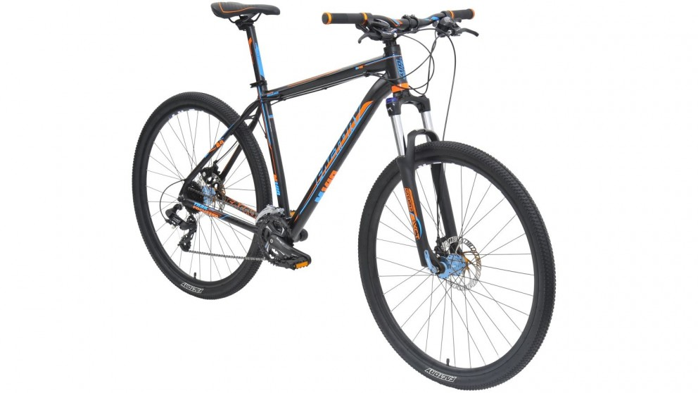 Factory Bicycles M140 29-inch Mens Mountain Bike - Black/Blue