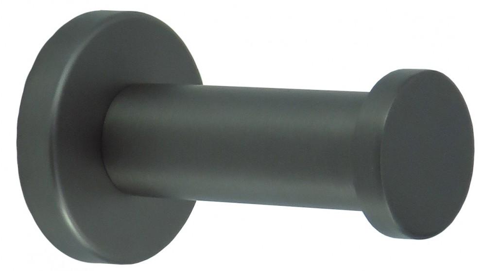 Arcisan Axus Robe Hook - Brushed Gun Metal