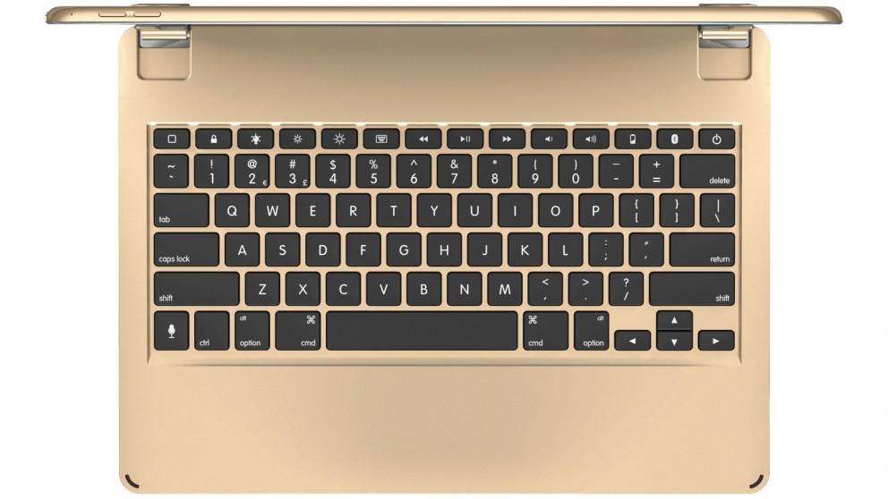 Brydge 12.9 Keyboard for iPad Pro 12.9 - Gold