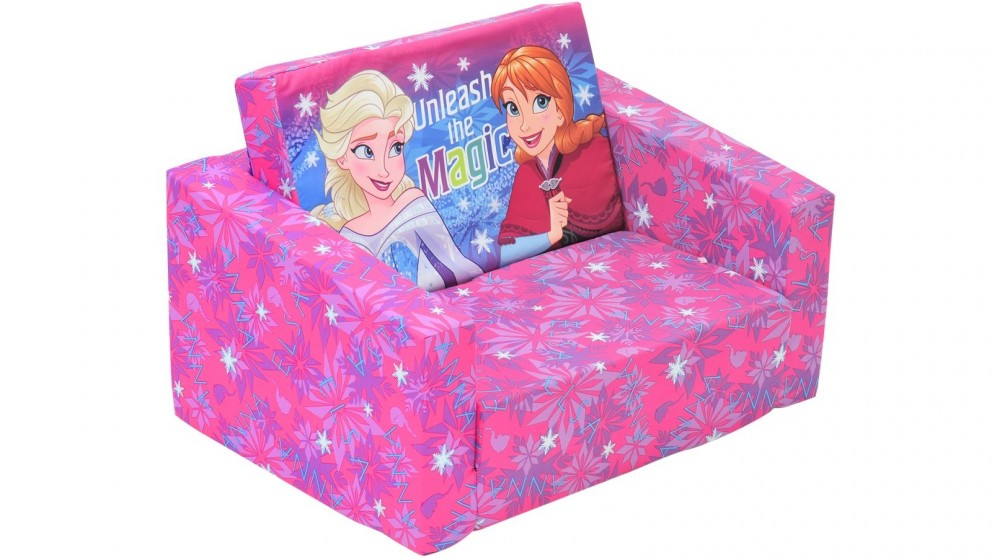 50bccccd3335 Disney Frozen Kids Flip Out Sofa