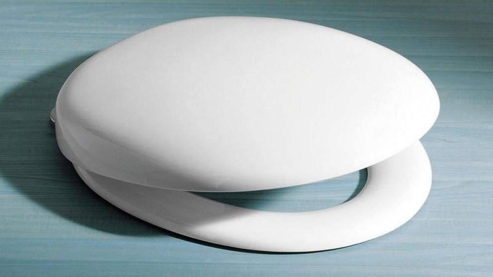 Caroma Pedigree II Toilet Seat -  White