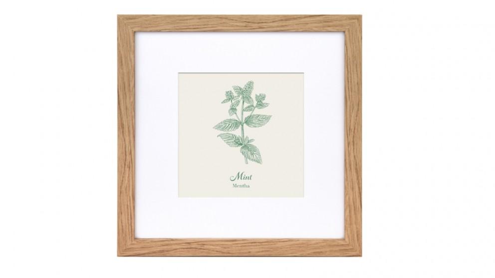 Profile Products Framed Art Botanical Study 2 - 43 x 43cm