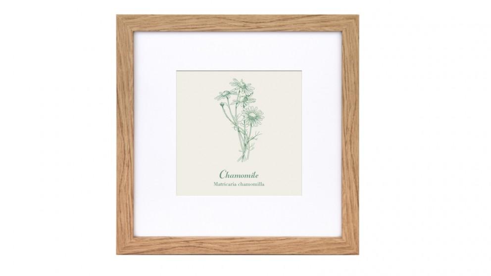 Profile Products Framed Art - Botanical Study 4 - 43 x 43cm