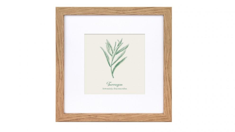 Profile Products Framed Art - Botanical Study 5 - 73 x 73cm