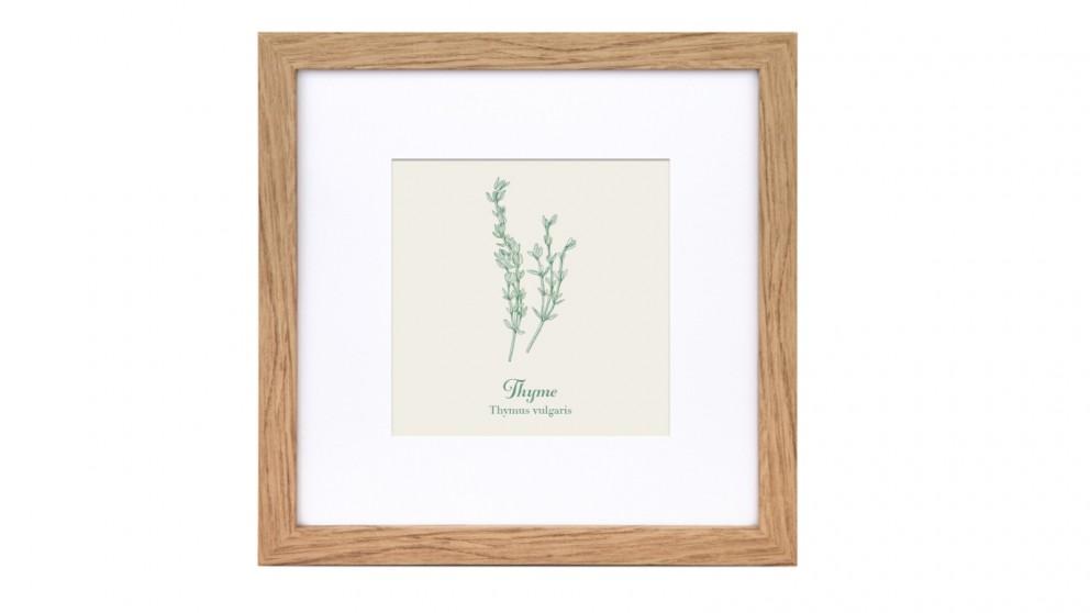 Profile Products Framed Art - Botanical Study 6 - 73 x 73cm