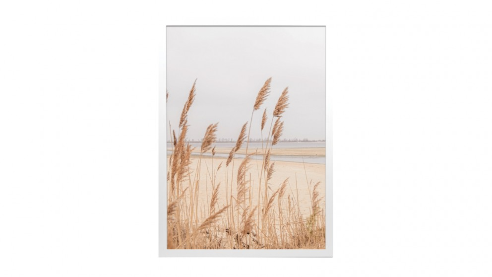 Profile Products Framed Art - Pampas Grass 2 - 75 x 100cm