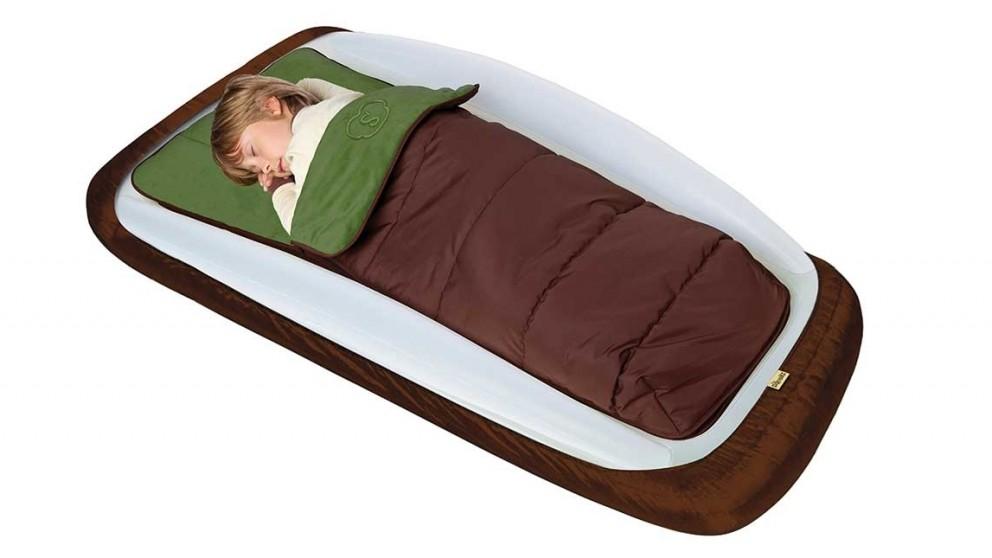 The Shrunks Outdoor Toddler Travel Bed Bundle