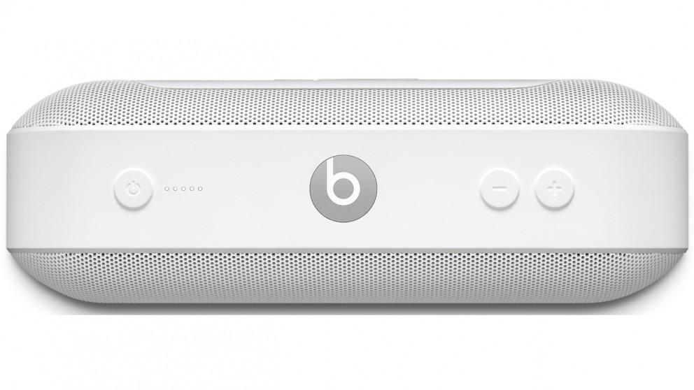 Beats Pill+ Portable Bluetooth Speaker - White
