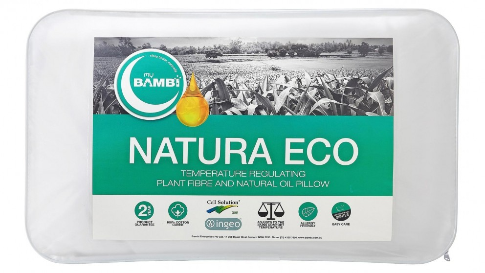 Natura Clima Ingeo Pillow - Low