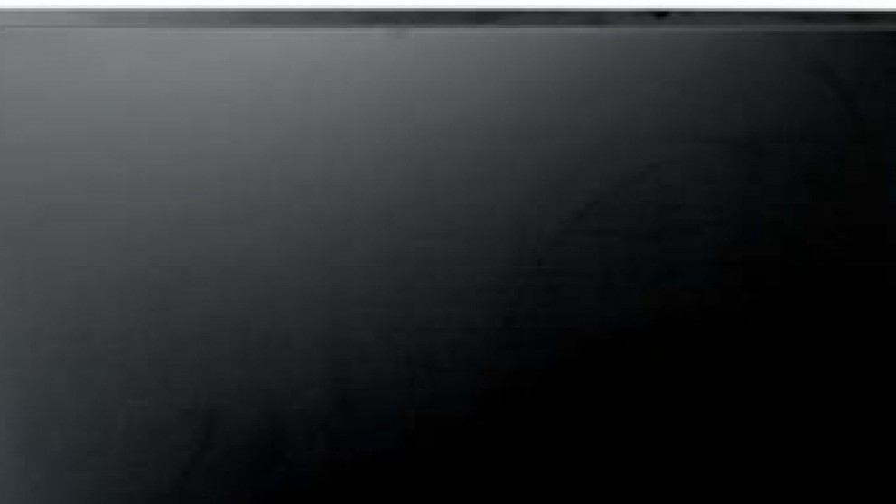 Falcon 900mm Splashback - Black