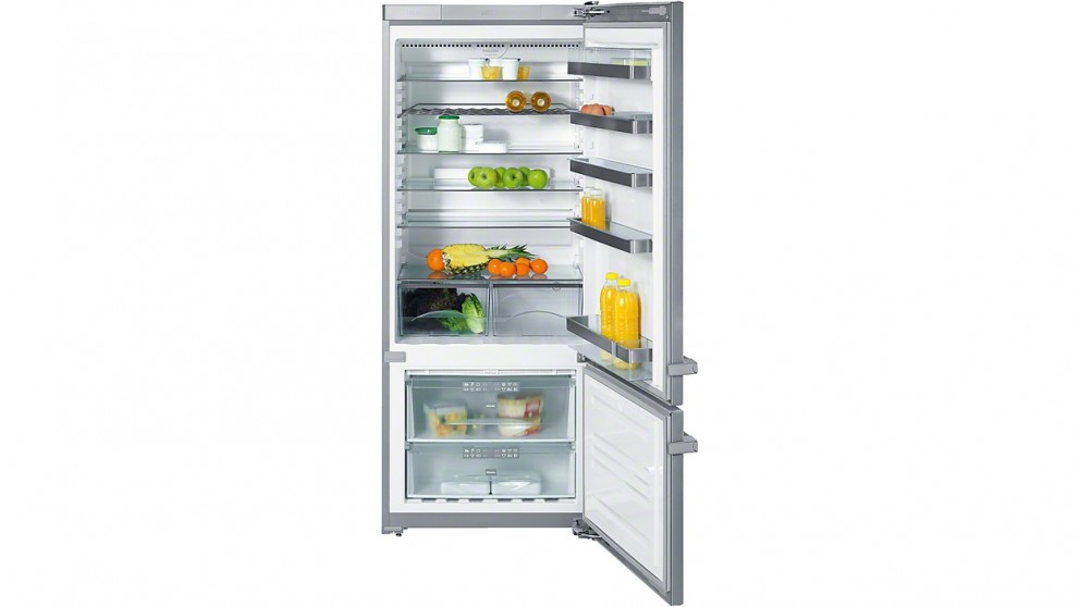 how to clean the back and bottom of a fridge