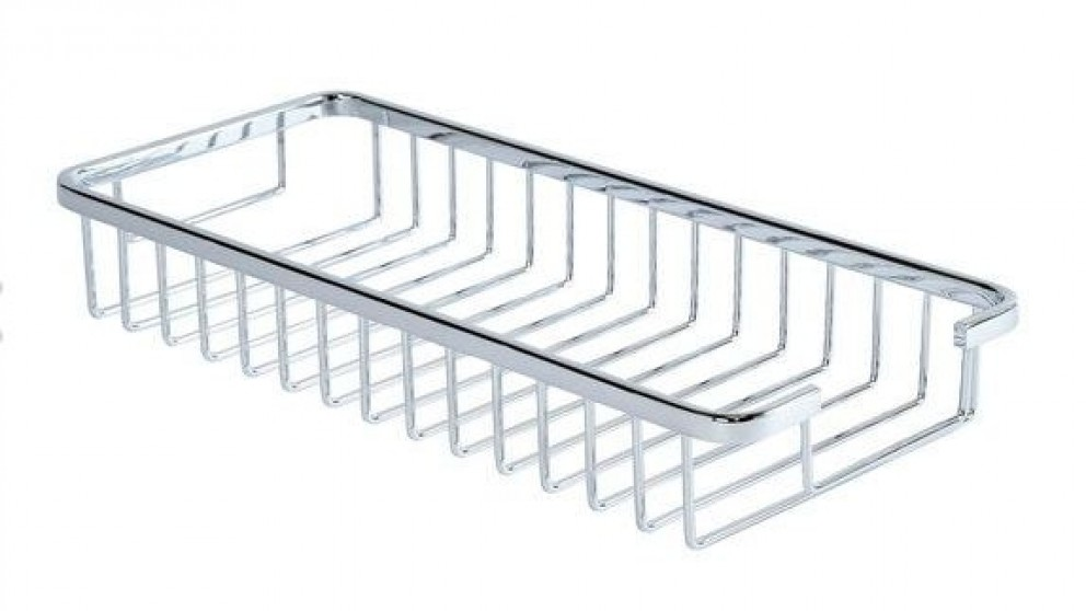 PLD Bel-Aire Large Rectangular Shower Basket