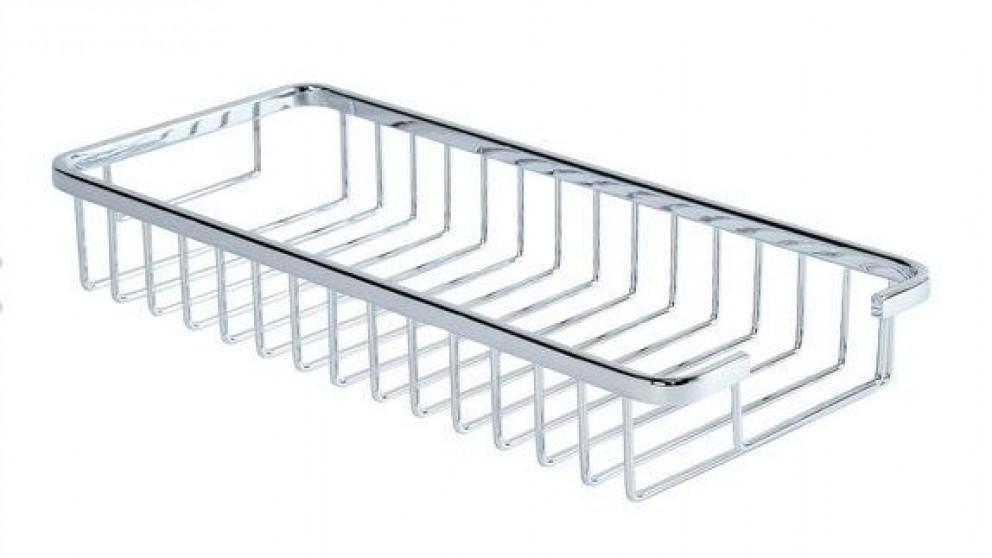 PLD Bel-Aire Large Rectangular Shower Basket