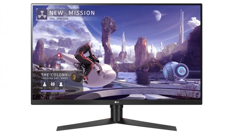 Buy LG 31.5-inch 32GK650F QHD Gaming Monitor | Harvey Norman AU