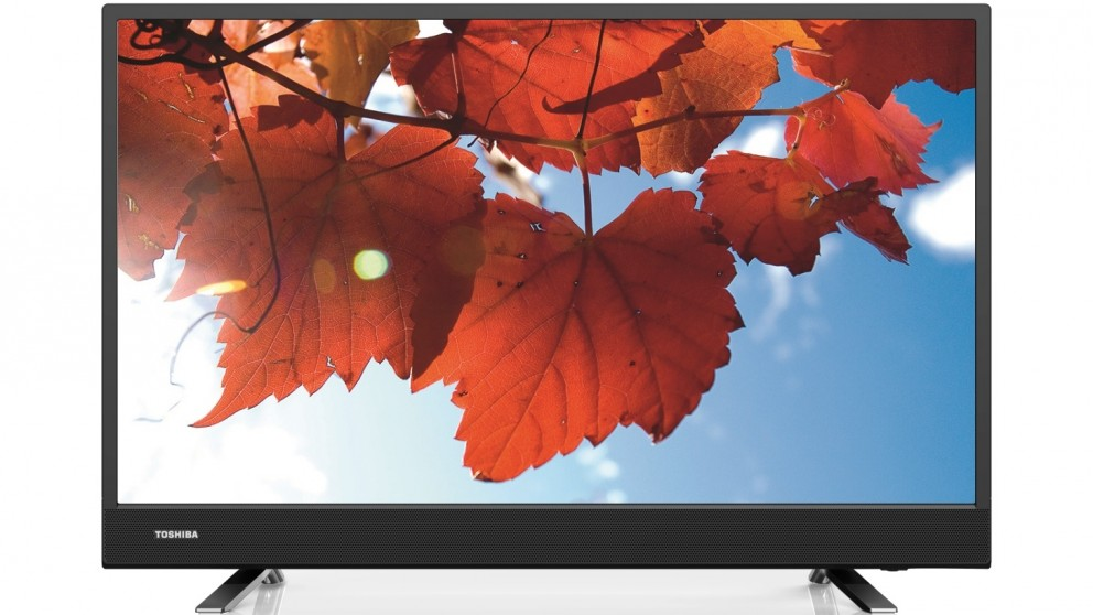 Toshiba 32-inch HD LED LCD Smart TV