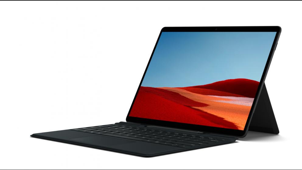 Microsoft Surface Pro X 13-inch SQ2/16GB/256GB SSD 2 in 1 Device - Black